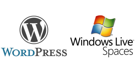 Microsoft usará Wordpress en sus Windows Live Spaces