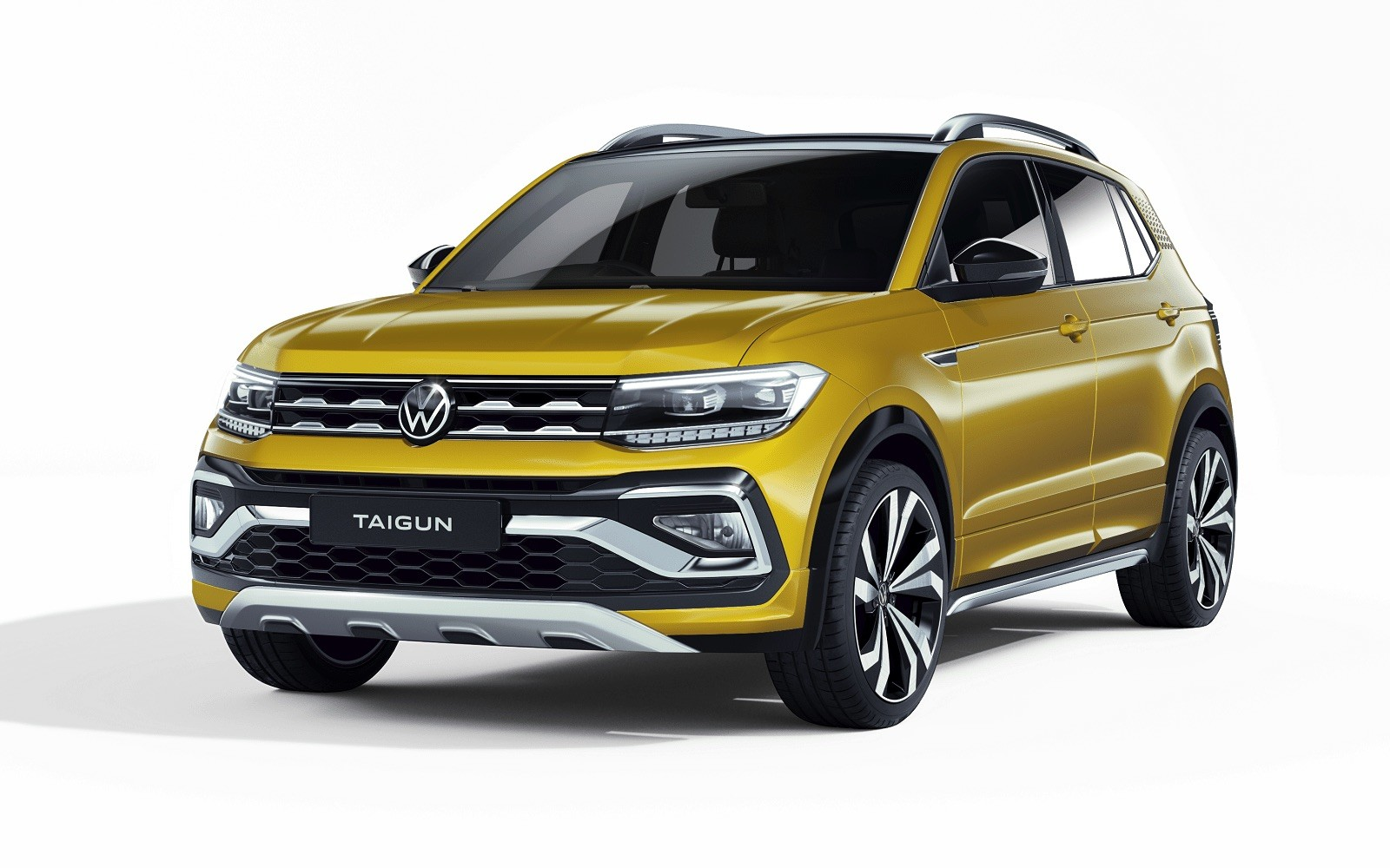 Foto de Volkswagen Taigun Concept (5/6)