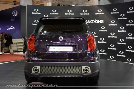 Ssangyong C200 Concept Barcelona