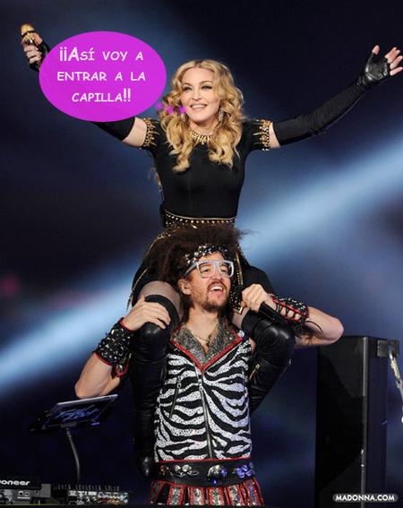 Madonna se está pensando lo de casarse por tercera vez