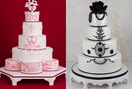 Tarta fondant Cakes Haute Couture
