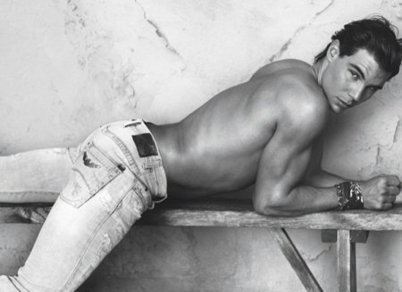 Rafa Nadal jeans