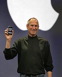Vota a Steve Jobs como la Persona Más Influyente del Año de la revista TIME