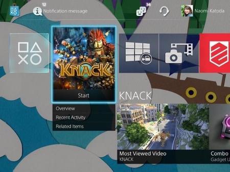 PS4 recibirá una importante actualización el próximo martes pero queremos más
