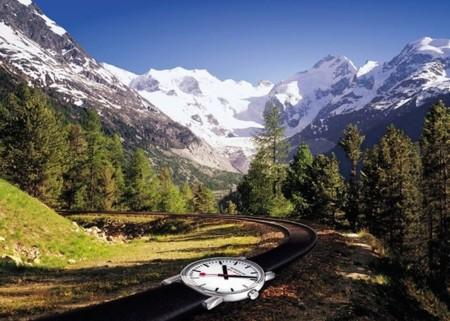 Mondaine, el reloj ferroviario suizo
