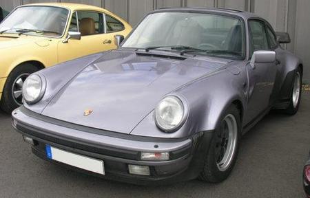 911 Turbo de 1975