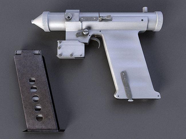 La historia de la extraña pistola espacial láser creada por la Unión Soviética en la década de 1970