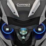 BMW se apunta a la moda Star Wars con el prototipo K 1600 GTL Connected Ride, con tecnología láser
