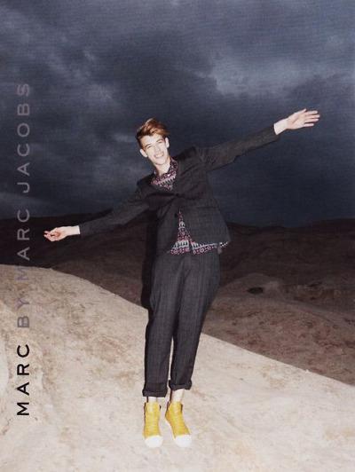 Campaña Primavera-Verano 2010 de Marc by Marc Jacobs