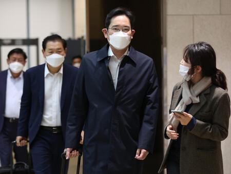 Lee Jae Yong Heredero Samsung Libertad Condicional Libre Carcel