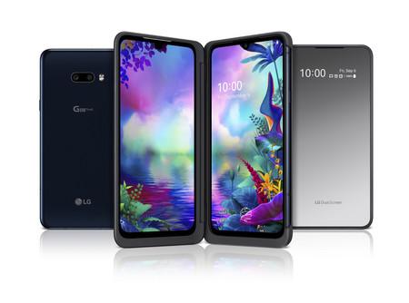 LG G8X ThinQ: la doble cámara trasera sigue viva en LG con una renovada pantalla accesoria para llevar la multitarea a otro nivel