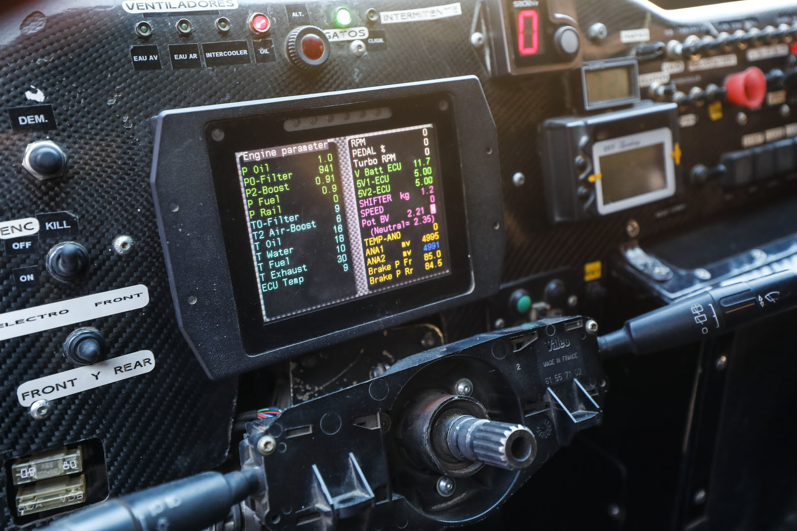 Foto de Mitsubishi Eclipse Cross Proto Dakar (36/38)