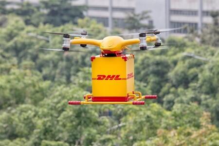 DHL se baja del reparto por drones. Así se aleja la viabilidad de esta tecnología a medio plazo