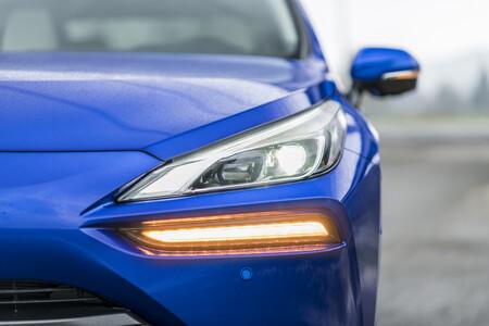 Toyota Mirai 2021 Detalles 12