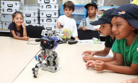 9 cursos de robótica para niños que podrán disfrutar este verano