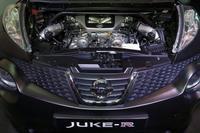 Nissan Juke-R, descubierto en Málaga su aspecto definitivo