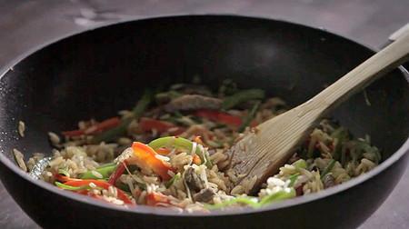El arroz al estilo chino: descubre los secretos de cómo cocinarlo para que quede suelto