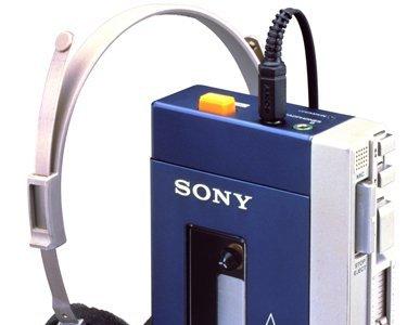 Sony dice adiós a sus reproductores Walkman de casete