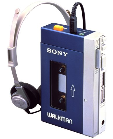 Resultado de imagen para primer walkman sony