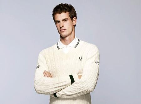 Fred Perry lanza una colección exclusiva para Wimbledon