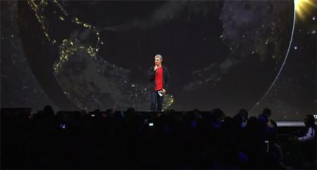 Larry Page en Google I/O 2013