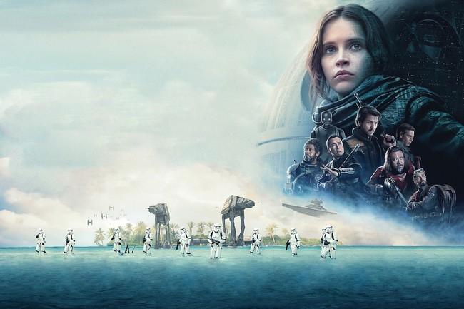 rogue One movistar