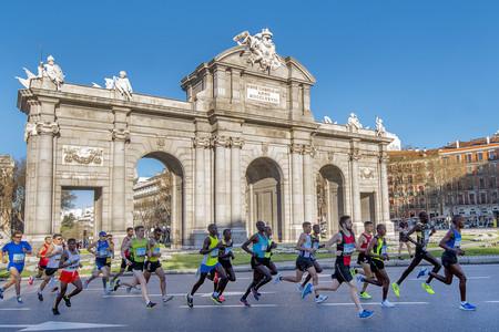 dieta para entrenamiento medio maraton