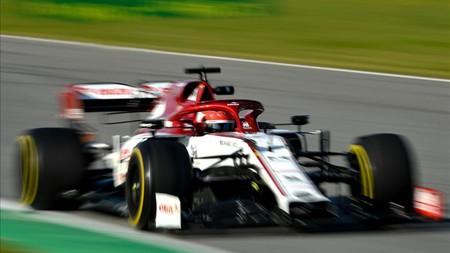 Alfa Romeo Formula 1 2020