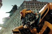 'Transformers: El Lado oscuro de la Luna', Meridiano de chatarra