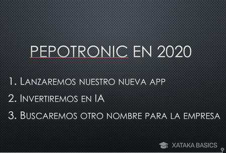 Pepotronic