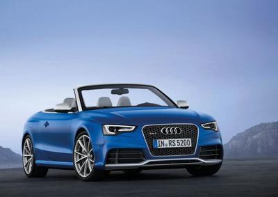 Audi RS5 Cabrio y Ford Go Further, presentación en directo