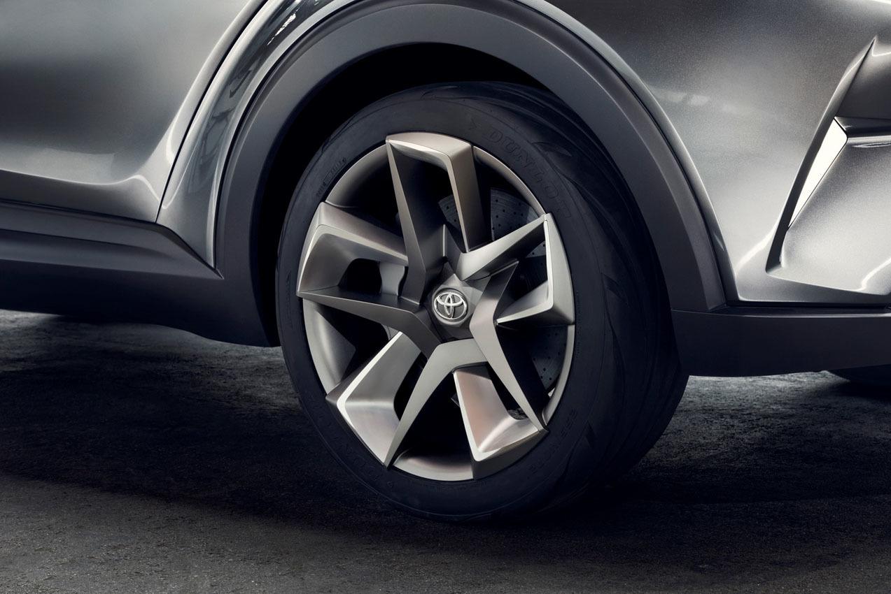 Foto de Toyota C-HR concept (10/15)