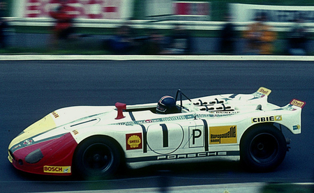 Porsche 908 Le Mans