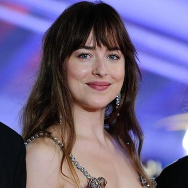 Dakota Johnson deslumbra con su vestido de lentejuelas en el Festival de Cine de Marrakech