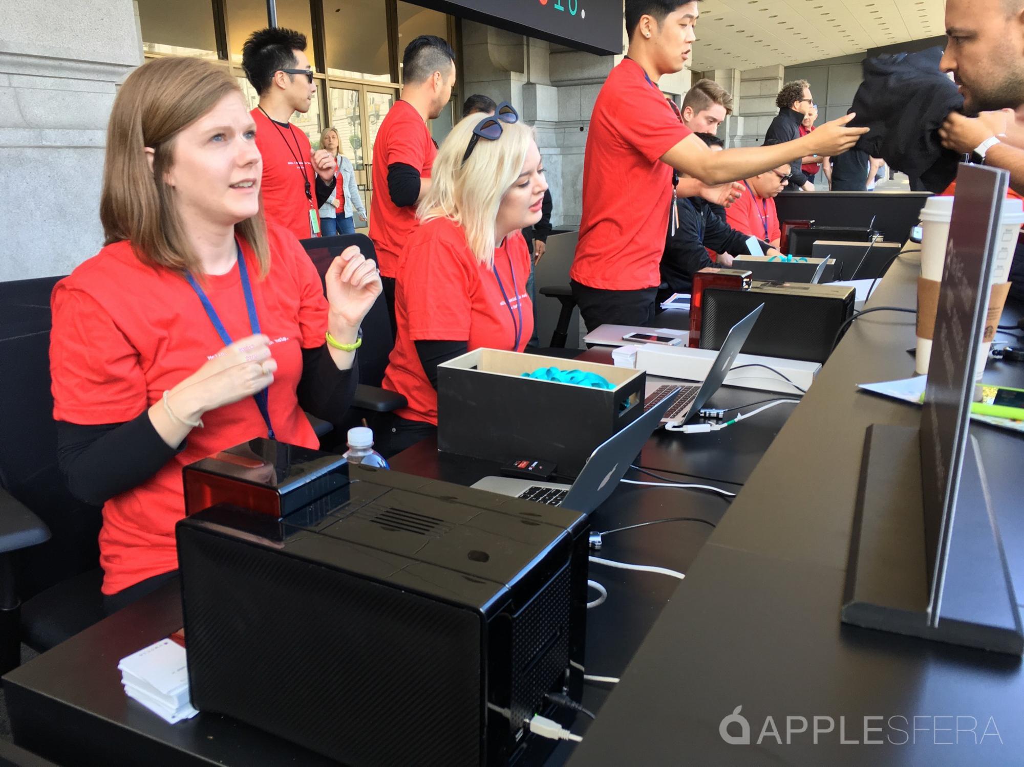 Foto de Primeras imágenes WWDC16 (10/17)