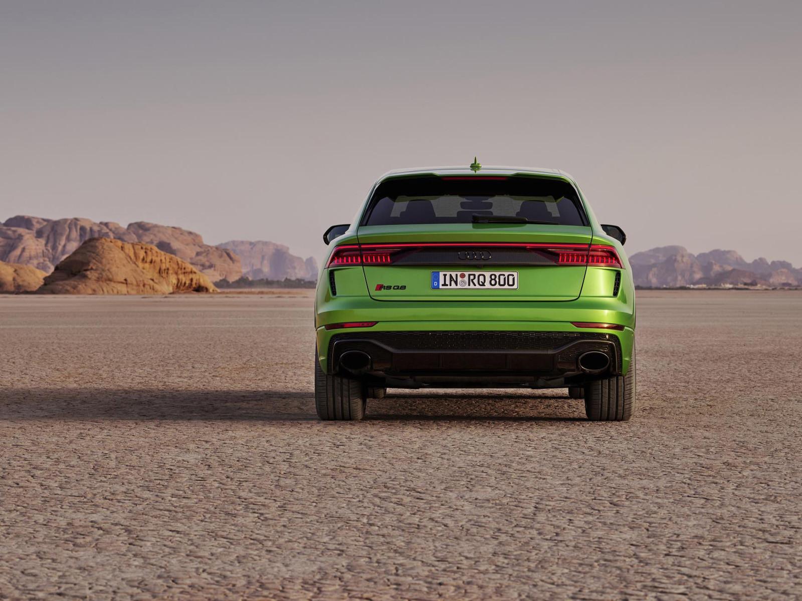Foto de Audi RS Q8 2020 (41/47)