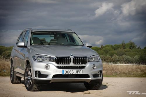 BMW X5 xDrive40e, probamos el SUV que te salva de las restricciones de tráfico por alta contaminación