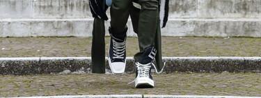 Rick Owens y su colaboración con Converse no dejarán de fascinarnos todo este 2021 con sus zapatillas