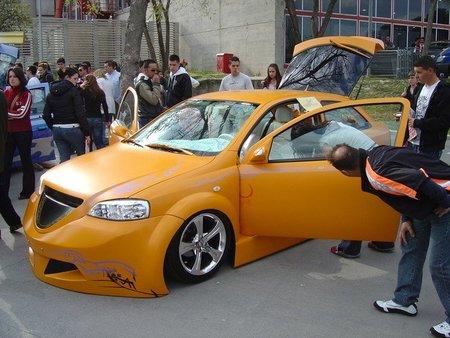Opel Astra Tuning