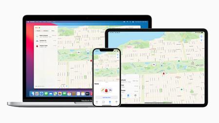 La red 'Find My' de Apple se abre a terceros: podrás buscar tu bicicleta, mochila, auriculares de otras marcas y demás