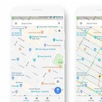 Google Maps se renueva: así es el nuevo diseño de sus mapas