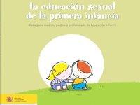 Guía de educación sexual para padres de niños pequeños