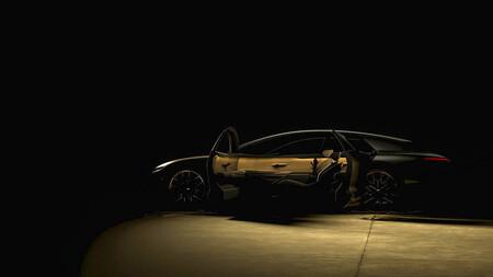 Audi grandsphere concept, teaser