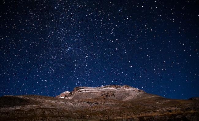 Resultado de imagen para el cielo estrellado