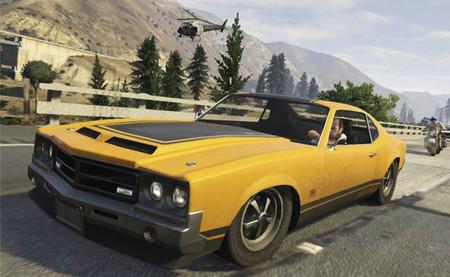 'Grand Theft Auto V' vuelve a la carga con cuatro nuevas imágenes