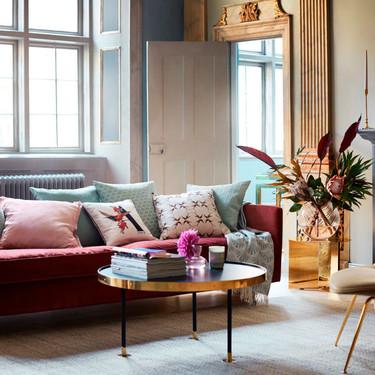 Así de espectacular es la colección Glamour Ecléctico o Art Deco 2.0 de H&M Home