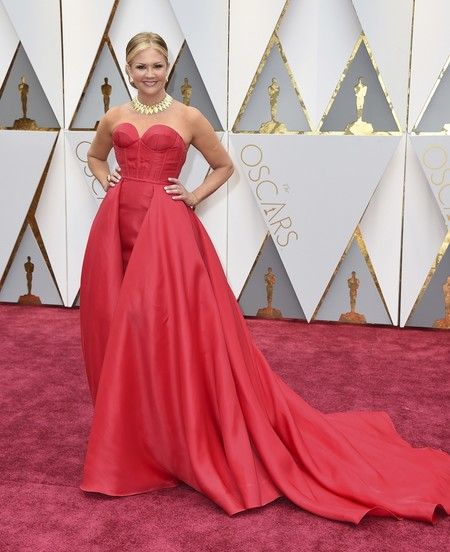 Nancy O Dell Mark Zunino Oscars2017