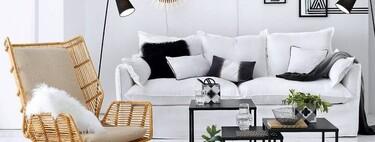 Si vas a renovar tu sofá, mejor apostar por un sofá cama: siete modelos rebajados en La Redoute