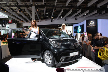 Toyota IQ Lo Mejor de 2008