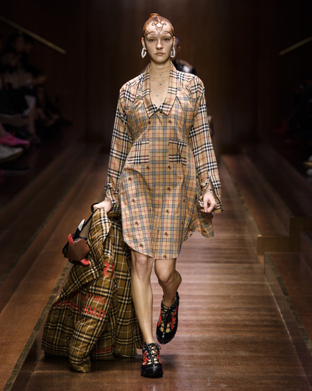 Burberry Autumn Winter 2019 Collection Look 26